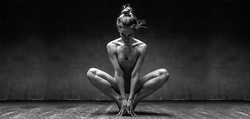 Übungen für eine bessere Körperbalance