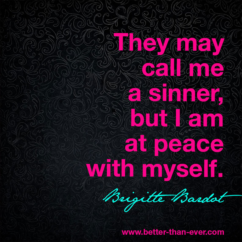 They may call me a sinner, but…