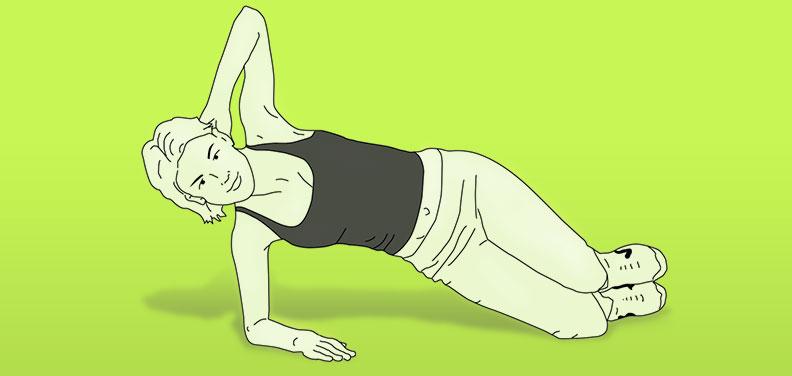 Abnehmen 1 – Bauch und Taille