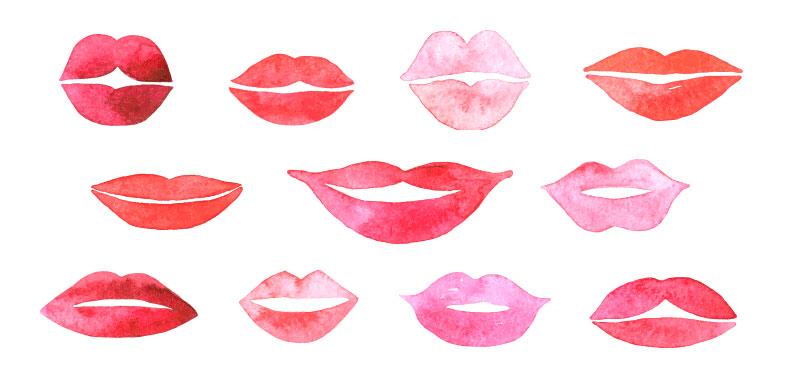 Problemzone schmale Lippen