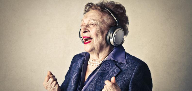 Effekte, die Musik auf dich hat