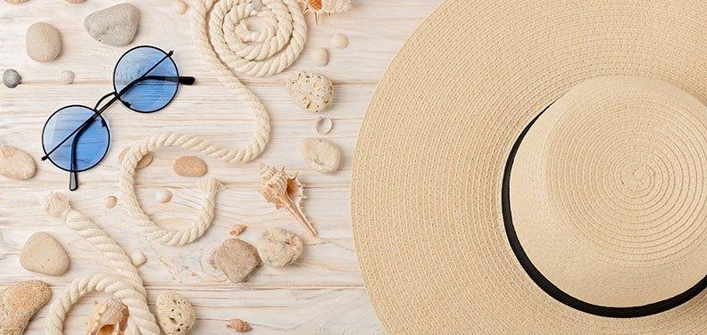 Sonnenschutz: So schützt du Haut und Augen richtig