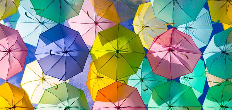 Farbtherapie für mehr Energie im Alltag