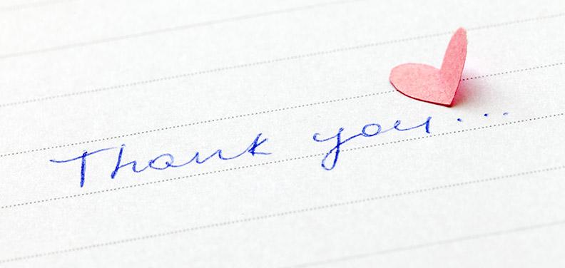 So lernst du Dankbarkeit