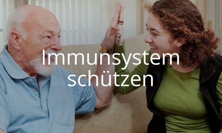 Immunsystem schützen