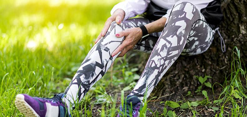 Problemzone Knie? Was du vorbeugend tun kannst
