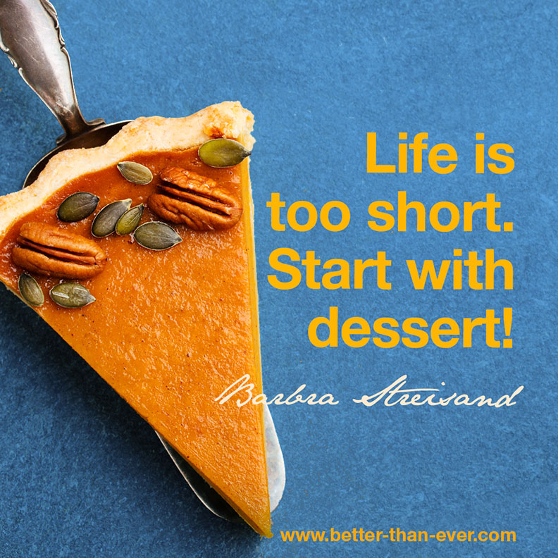 Life is too short ..