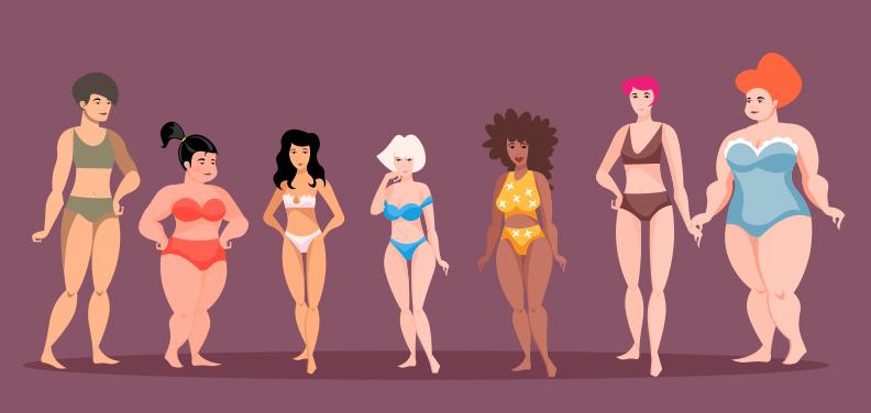 Body Image: Ein besseres Selbstbild entwickeln