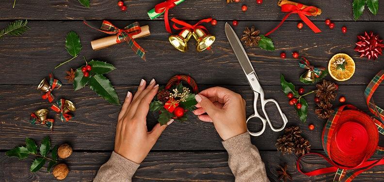 7 günstige und schöne DIY-Ideen für den Advent